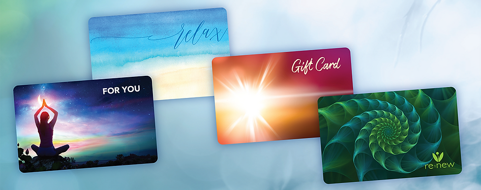 PLI Gift Card Aromatherapy/Scented Header