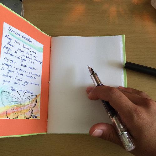 Mailed Handwritten Poem