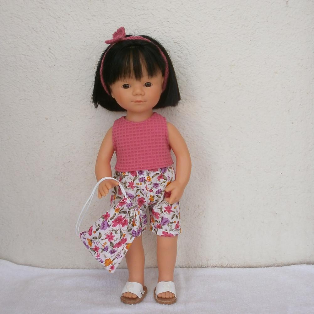 Vêtements pour poupée Marieta (35 cm)