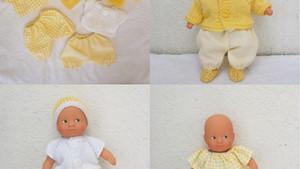 Vêtements Les Basiques (jaune)