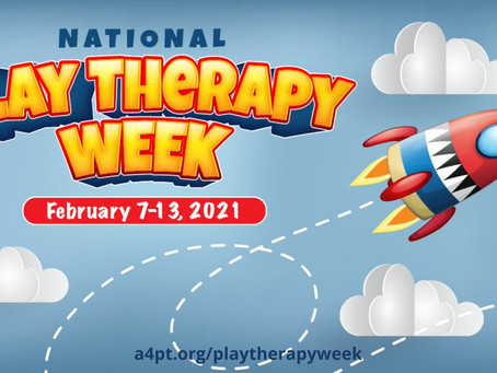 National Play Therapy Week