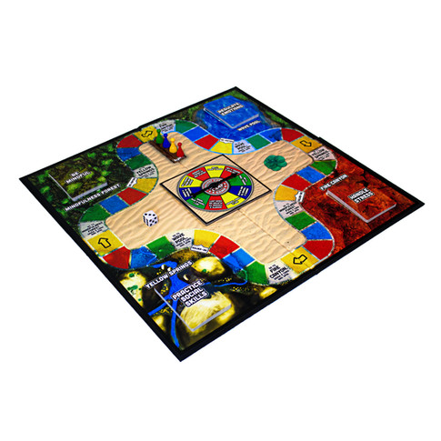 Resilient Kids Bootcamp Gameboard