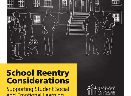 School Reentry Considerations and Resilience