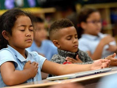 California Schools Turn To Mindfulness