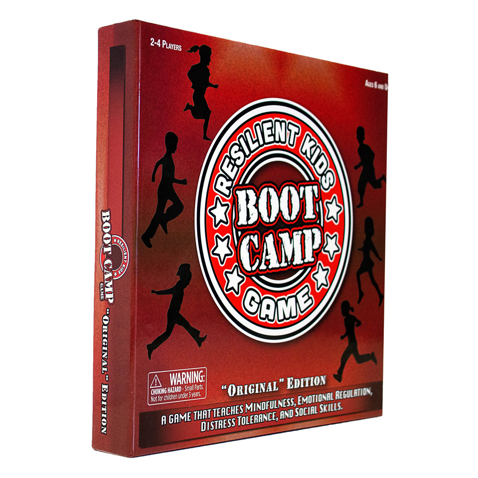 Resilient Kids Bootcamp Box Side 3