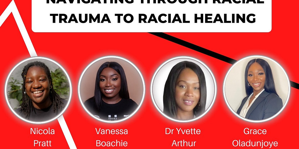 'Navigating Through Racial Trauma to Racial Healing' with Sky Multicultural Network