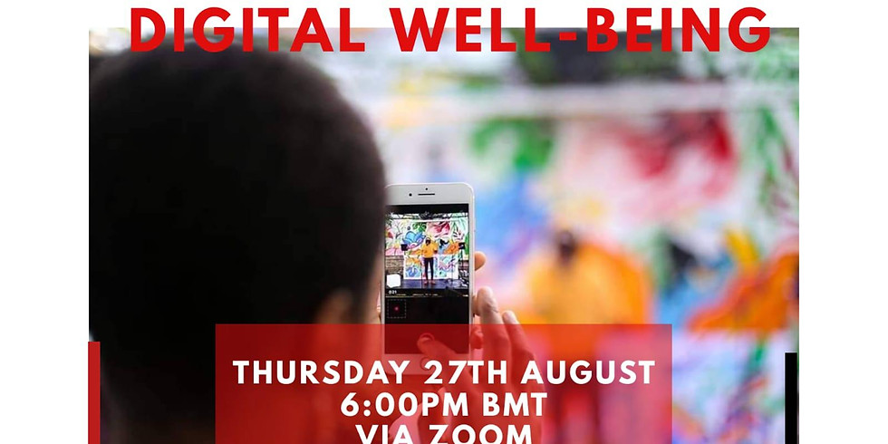 MANAGING YOUR DIGITAL WELL-BEING