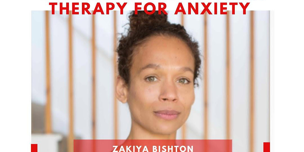 The Inside Out of: Yoga Therapy for Anxiety