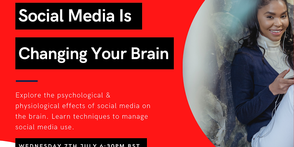 Five ways social media is changing your brain