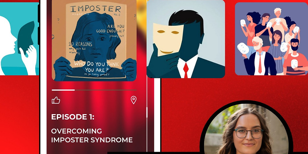Overcoming Imposter Syndrome with University  of Sussex- ResLife