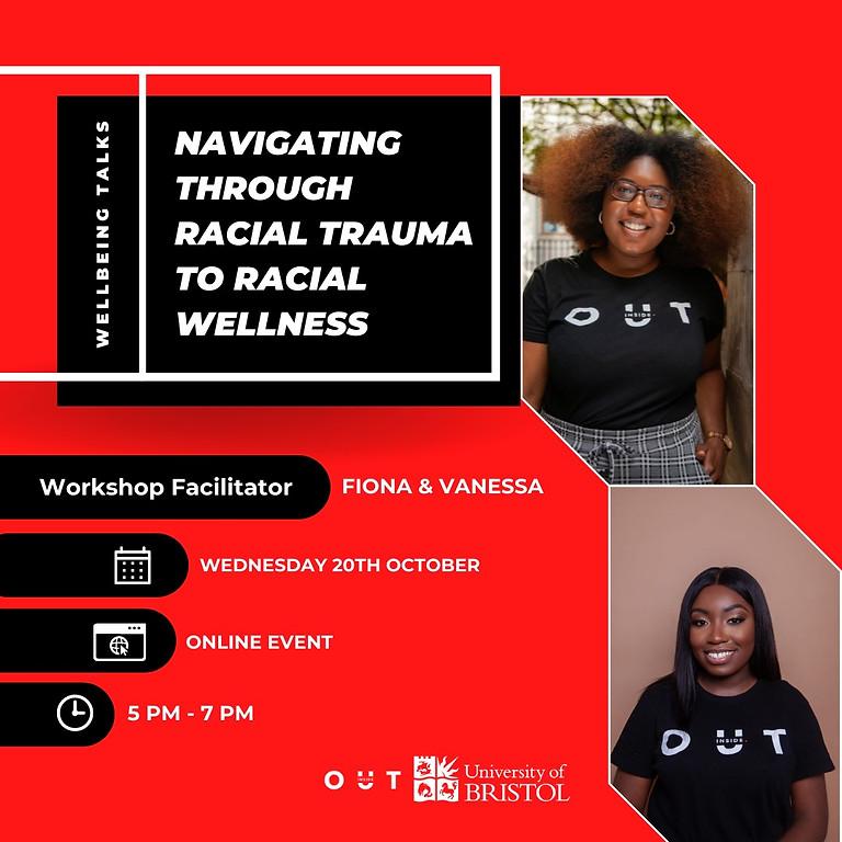 Navigating through Racial Trauma to Racial Wellness with Anglia Ruskin University Cambridge