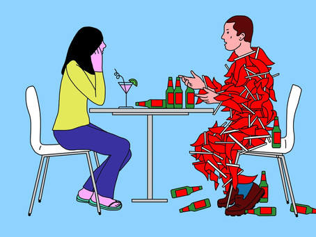 5 Red flags in relationships and dating