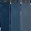 """Thumbnail: Harmony Extra Kniestrumpf """"Jeans"""""""