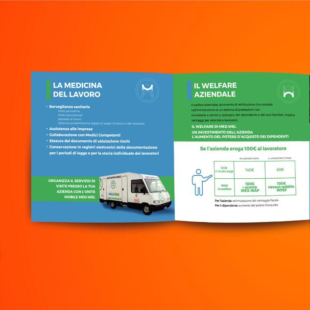 Interno brochure medicina welfare Med.Wel