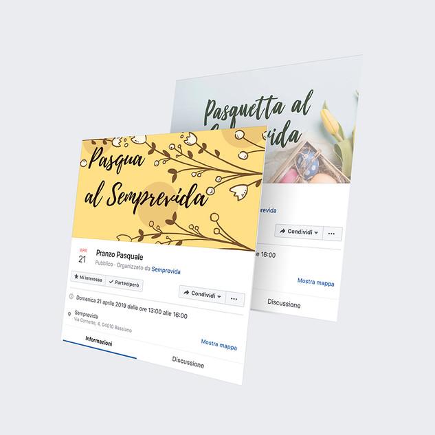 Cover Pasqua/Pasquetta 2019