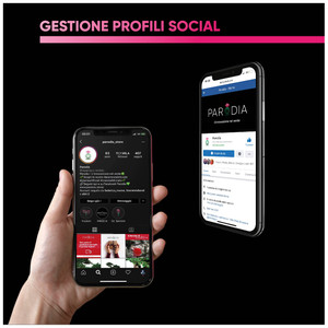 Gestione profili social Parodia (2019/2020)