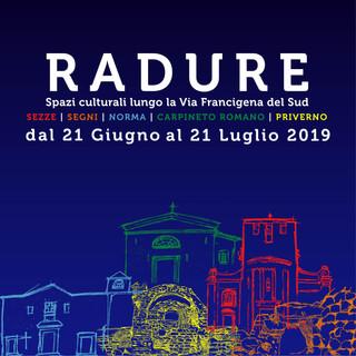 Radure - Spazi culturali lungo la Via Francigena del Sud