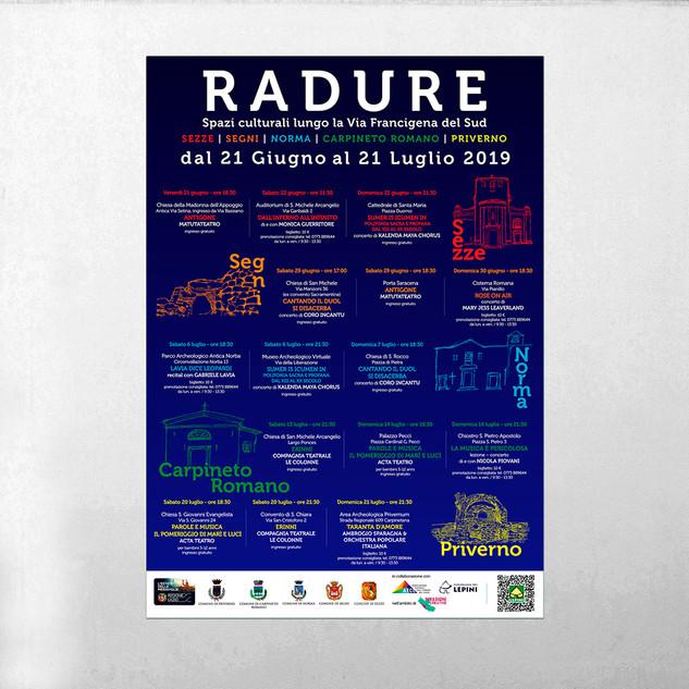 Manifesto generale Radure 2019