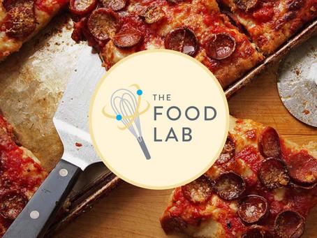 Книга Food Lab авторства Дж. Кенджи Лопес-Альта