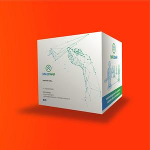 Retro brochure Med.Wel