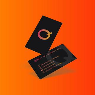 Biglietti da visita Qubo