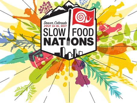 Движение Slow Food (Медленная еда)
