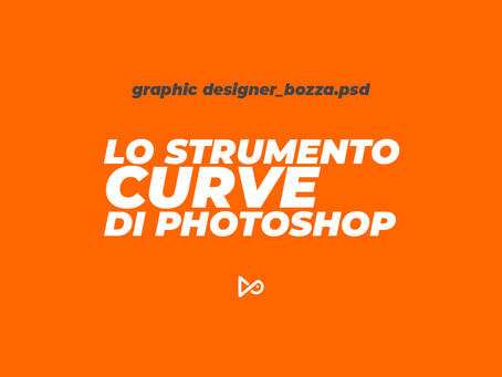 Lo strumento curve di Photoshop
