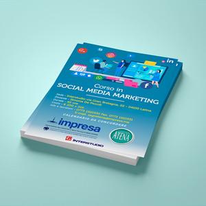 Locandina Corso In Social Media Marketing 2019