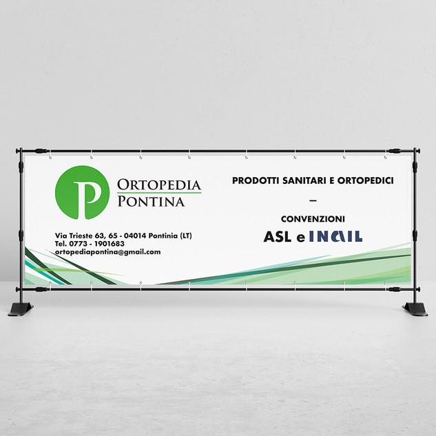 Banner pubblicitario 2018