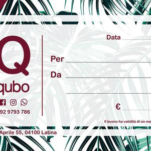Buono Sconto Qubo 2018
