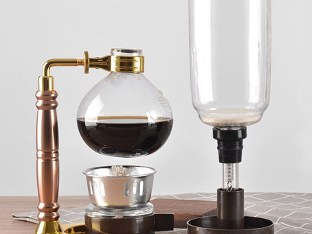 Как сварить кофе в вакуумной кофеварке