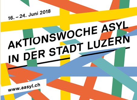 p-Act nimmt an der Aktionswoche Asyl teil