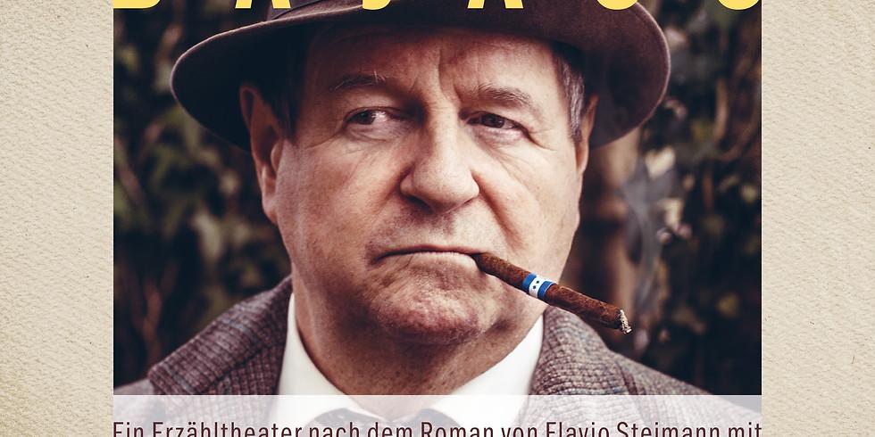 Bajass – ein Erzähltheater von und mit Hanspeter Müller-Drossaart