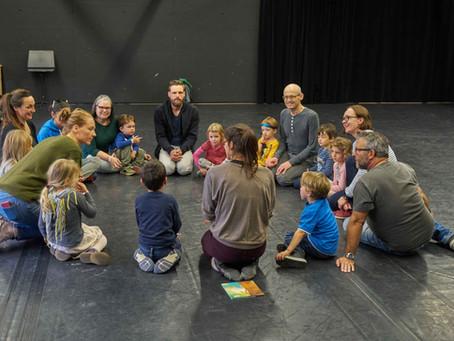 Rückblick - Pro Juventute Kinderkulturfest vom Sa, 4. Nov. 17