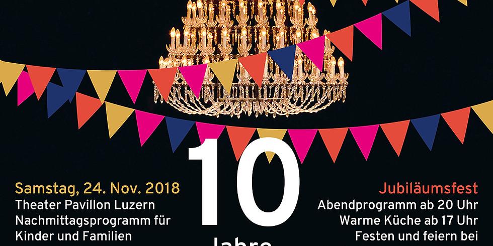 Jubiläumsfest 10 Jahre VorAlpentheater