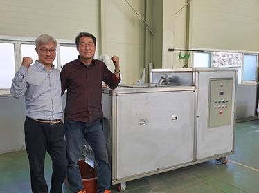 올빅X카이언스, 옻나무 버섯 미생물 활용 무항생제 닭 사료·관리 시스템 개발