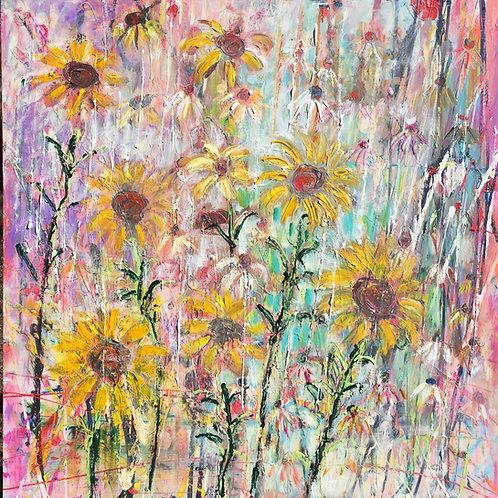 Sunflowers of Cincinnati