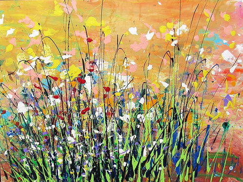 Wild Garden of Color