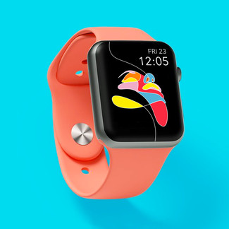 Apple Watch Backgrounds