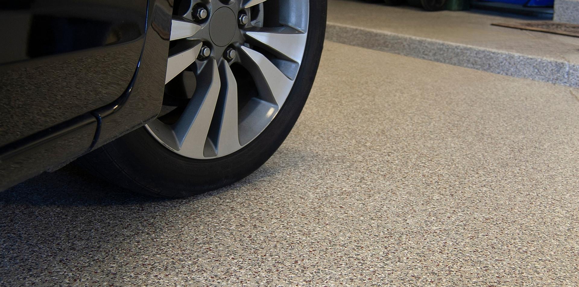 garage epoxy floor resin in naperville.j