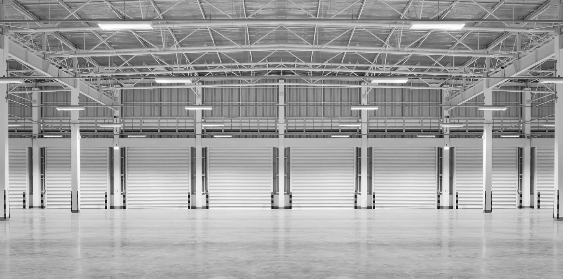 Naperville commercial epoxy garage floor