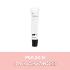C & E ADVANCED BY PCA SKIN