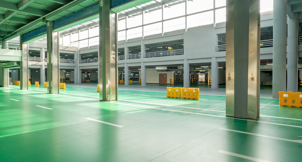 commercial epoxy flooring in naperville