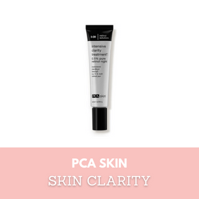 SKIN CLARITY SOLUTION BY PCA SKIN