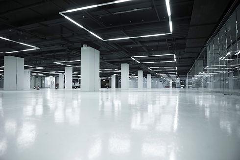 Naperville Commercial Garage epoxy Floor