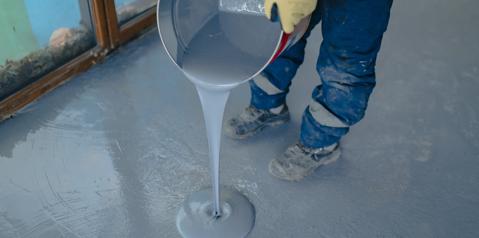 pouring epoxy flooring in naperville.jpg