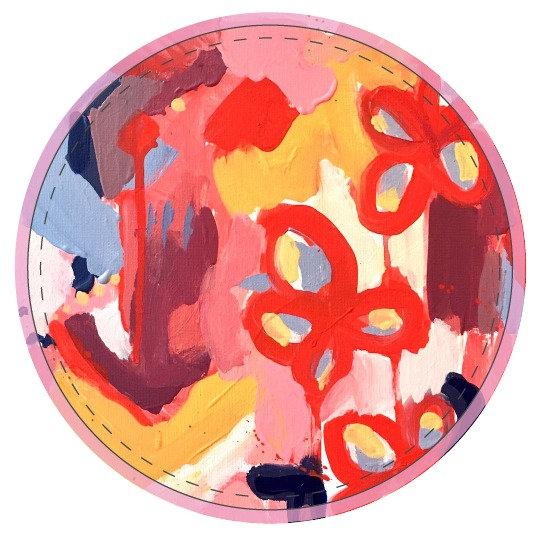 Rosehips Sticker