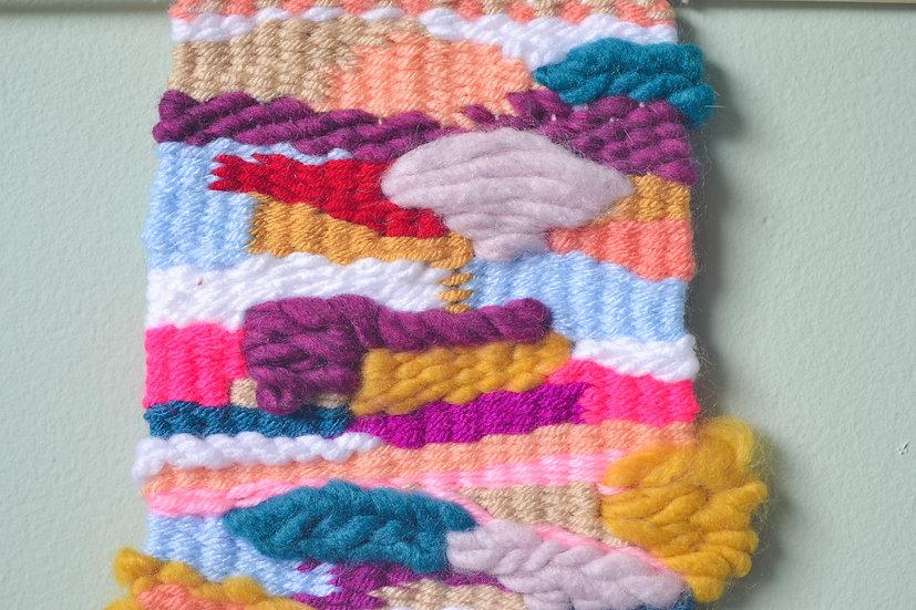 Multicolour Weaving