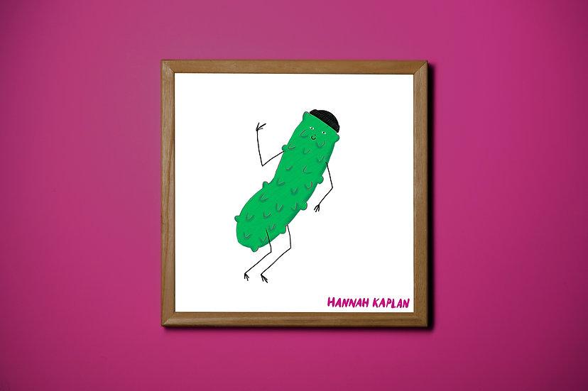 Pickle Pal Print