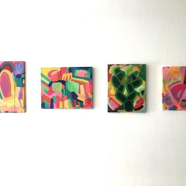 Xpace Art Exhibit April 2019